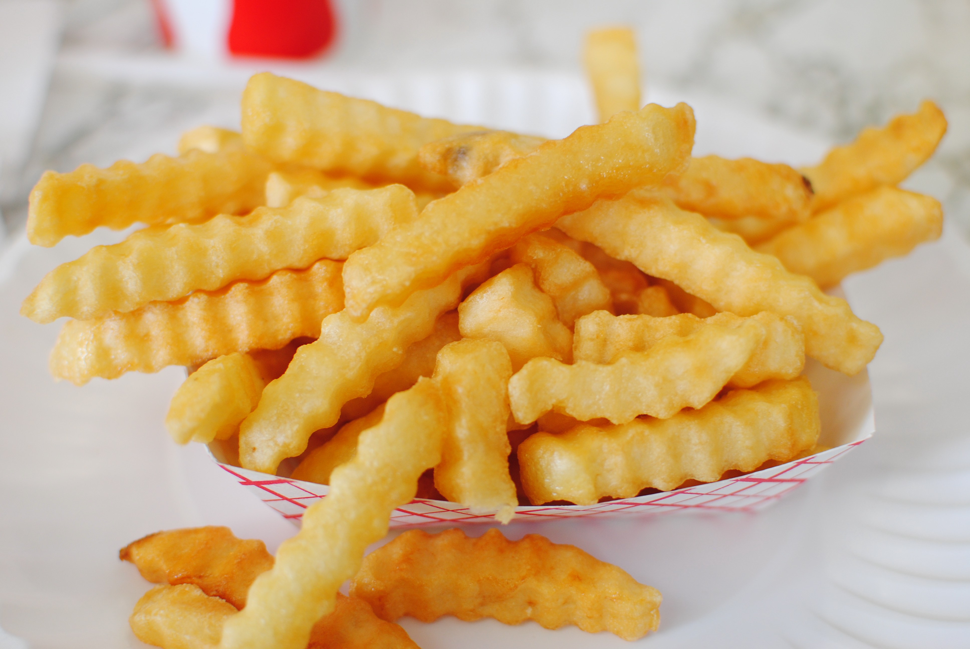 At least the fries were French | Brad Warthen