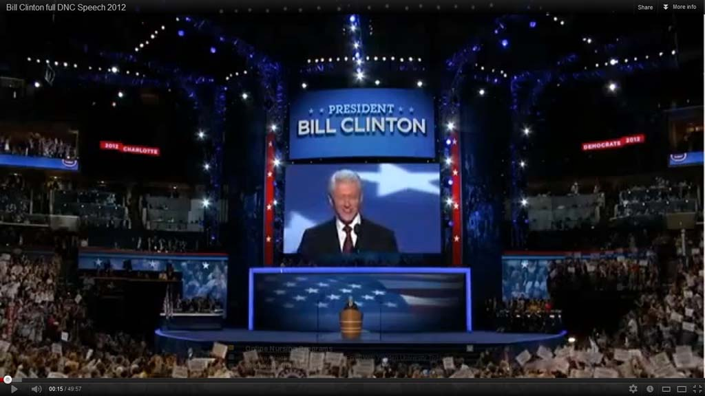 the best speech of 2012 political Veteran actor addressed an empty chair in a speech that left some on twitter baffled the bad and the ugly state of american political affairs was the night's best speaker.